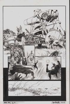 The Wake Issue 4/02 by Sean Gordon Murphy