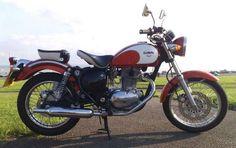 kawasaki estrella 250 2012 #bikes #motorbikes #motorcycles #motos #motocicletas