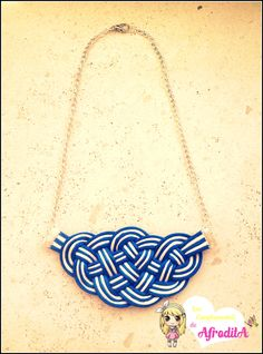 1000 images about collares on pinterest collars - Nudos marineros decorativos ...