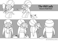 Картинки по запросу old woman character