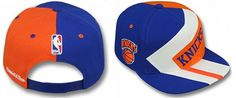 NBA Mitchell And Ness New York Knicks Blue/Orange