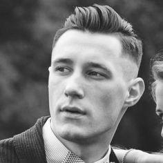 Stilvolle Herrenfrisuren für Frühling & Sommer 2014