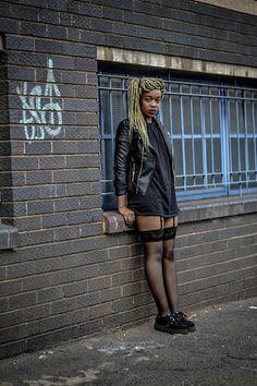 DAYS x SWAZI Location: Braamfontein, Johannesburg , South... - Black Fashion | Ador