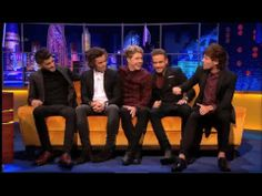 One Direction on 'The Jonathan Ross Show' 2013 - 1Ds Full Midnight Memories Interview HD - YouTube