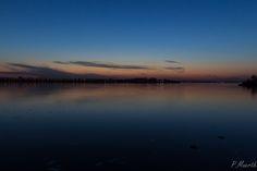Blue hour Siutghiol Mamaia(RO)