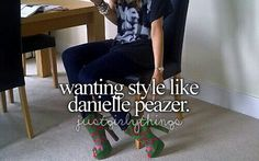 Or perrie or Eleanor.. I just can't afford it