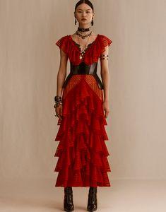 Knit Fashion, Fashion Week, Runway Fashion, Trendy Fashion, High Fashion, Vogue Fashion, Womens Fashion, Haute Couture Style, Couture Mode