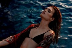 Constanza Saravia in Summer Fashion for Styleby by Andreas Ohlund & Maria Therese