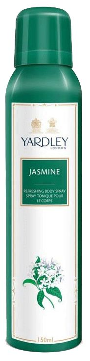 Yardley London Women Jasmine Deodorant 150 Ml Buy Online at lowest price in India: BigChemist.com