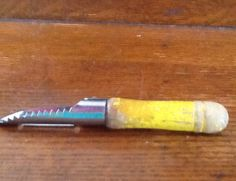 Vintage Vegetable Peeler And Corer  by ContemporaryVintage on Etsy, $7.50
