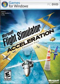 Microsoft Flight Simulator X Acceleration Expansion - PC ...