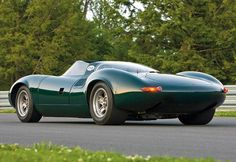 1966 Jaguar XJ13 - specifications, photo, price, information, rating