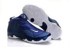 Air Flightposite 1 Royal Blue and Navy Blue and White Men Basketball Sneaker Sneakers Fashion, Fashion Shoes, Sneakers Nike, Zapatillas Nike Jordan, Jordan Shoes For Men, Best Basketball Shoes, Sports Footwear, Cheap Nike Air Max, Hype Shoes