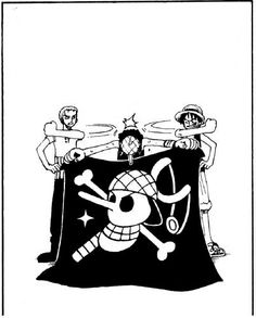 Volume 5 Chapter 42: Usopp get hit by Luffy and Zoro