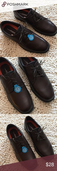 Rockport Walk Ability Waterproof Lace Up Shoes Excellent condition never worn size 10 Hydro shield water proof Rockport shoes non smoking environment💕 Rockport Shoes Oxfords & Derbys