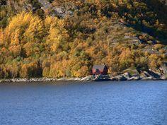 Tranquilité assurée... Norvège mais pourrait être au Québec