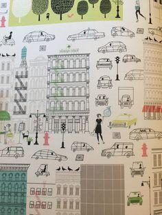 Swedish illustrator Klas Fahlen as seen in Uppercase Magazine, Issue #27