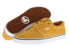 DVS Shoe Company Daewon 13 CT Goldenrod Suede - 6pm.com