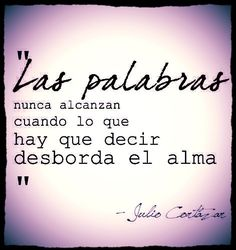 sin palabras...#frases #amor