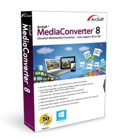 AcrSoft MediaConverter 8.0.0.21 Crack And Serial Key Download