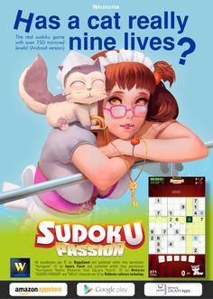 Sudoku Passion - nine lives!