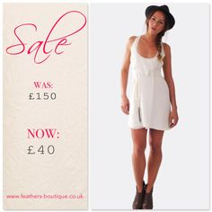 Wondaland Wilderness Ivory Dress   #sale #feathersboutique #liverpool #love #fashion #fashionista #style #stylist #clothes #clothing #ootd #fbloggers #bbloggers #bloggers #blogging #blog #picoftheday #photooftheday #outfit #wondaland #dress