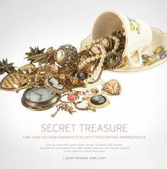 topshop treasures