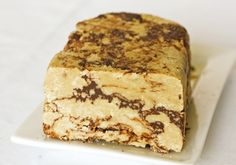How to Make Homemade Halvah  Links to recipes for vanilla, chocolate marble, coffee. This looks a LOT easier than I imagined.