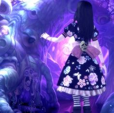 Alice Madness Returns. I must admit that I am a bit obsessed with this game.
