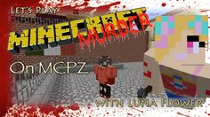 Let's Play Minecraft Minigames! This tie I'm hanging out on MCPZ and playing a lot of Murder and dressing up as Garroth from Aphm. How To Play Minecraft, Lets Play, Nerf, Let It Be, Movie Posters, Film Posters, Billboard