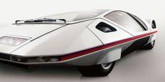 1967 Ferrari Modulo Concept by Pininfarina