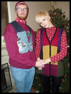 Ugly Christmas Sweater Party (UCSP)