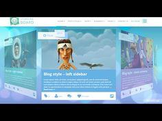 3D WordPress Themes Awards   Best Templates #web #design