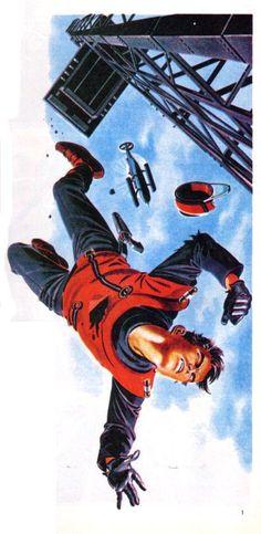 Scarlet, Ufo Tv Series, Batman Cartoon, Thunderbirds Are Go, Fritz Lang, Classic Sci Fi, Youtube Stars, Animation, Looks Cool