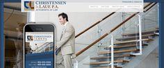 Edina Law #webdesign #webdevelopment