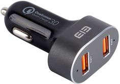 MGcool 36W Ultra-Compact Car Charger Adpater, Dual Quick Charge 3.0 USB Ports for Smartphone and Tablets ( Galaxy S6, S7, S7 Edge, Nexus 5 6, Note 4 5, LG G4 G5 ,iPhone 7 , 7 Plus, 6s ,6s Plus )