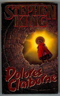 Dolores Claiborne is a 1992 psychological thriller novel. The novel is narrated by the title character. Atypically for a King novel, it has no chapters, double-spacing between paragraphs, or other section breaks; thus the text is a single continuous narrative which reads like the transcription of a spoken monologue. It was the best selling novel of 1992 in the United States.
