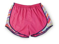 Chevron Running Shorts... i love these!!