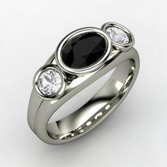Alexa Oval Ring