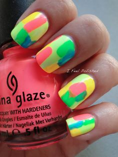 so bright and colorful!