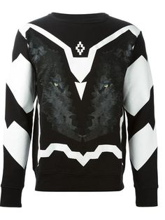 Shop Marcelo Burlon County Of Milan printed sweatshirt in Mantovani from the world's best independent boutiques at farfetch.com. Over 1000 designers from 300 boutiques in one website.