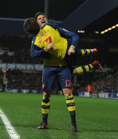 Giroud and Rosicky