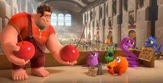 Disney mostra o mundo dos video-games na animação Detona Ralph