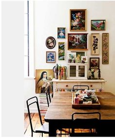 wall gallery