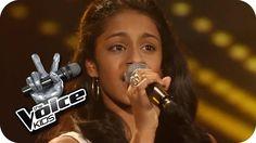 Naughty Boy - La La La (Sabeschni) | The Voice Kids 2014 | Blind Auditio...