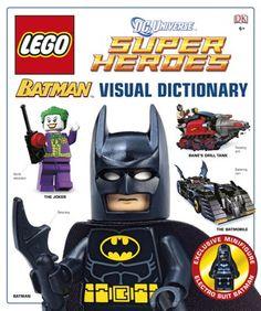 For boys: LEGO Batman: Visual Dictionary (LEGO DC Universe Super Heroes)  #giftideas