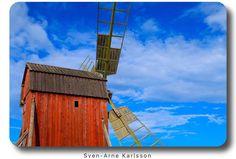 Windmills of Öland 2