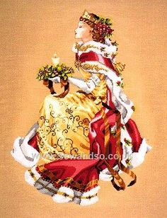 Buy MD78 - Royal Holiday Chartpack Online at www.sewandso.co.uk