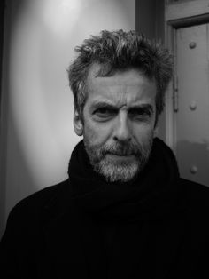 Peter Capaldi.....He is the Angel Islington.  And Malcolm Fucking Tucker.