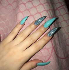 95 Neon Nail Design Perfect For Summer DİY Creative Cooking Nail Art Sexy Nails, Fancy Nails, Stiletto Nails, Nails On Fleek, Love Nails, How To Do Nails, Gorgeous Nails, Pretty Nails, Neon Nail Designs